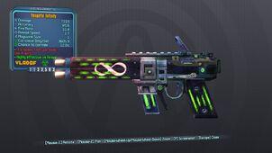 Vengeful Infinity50Corrosive