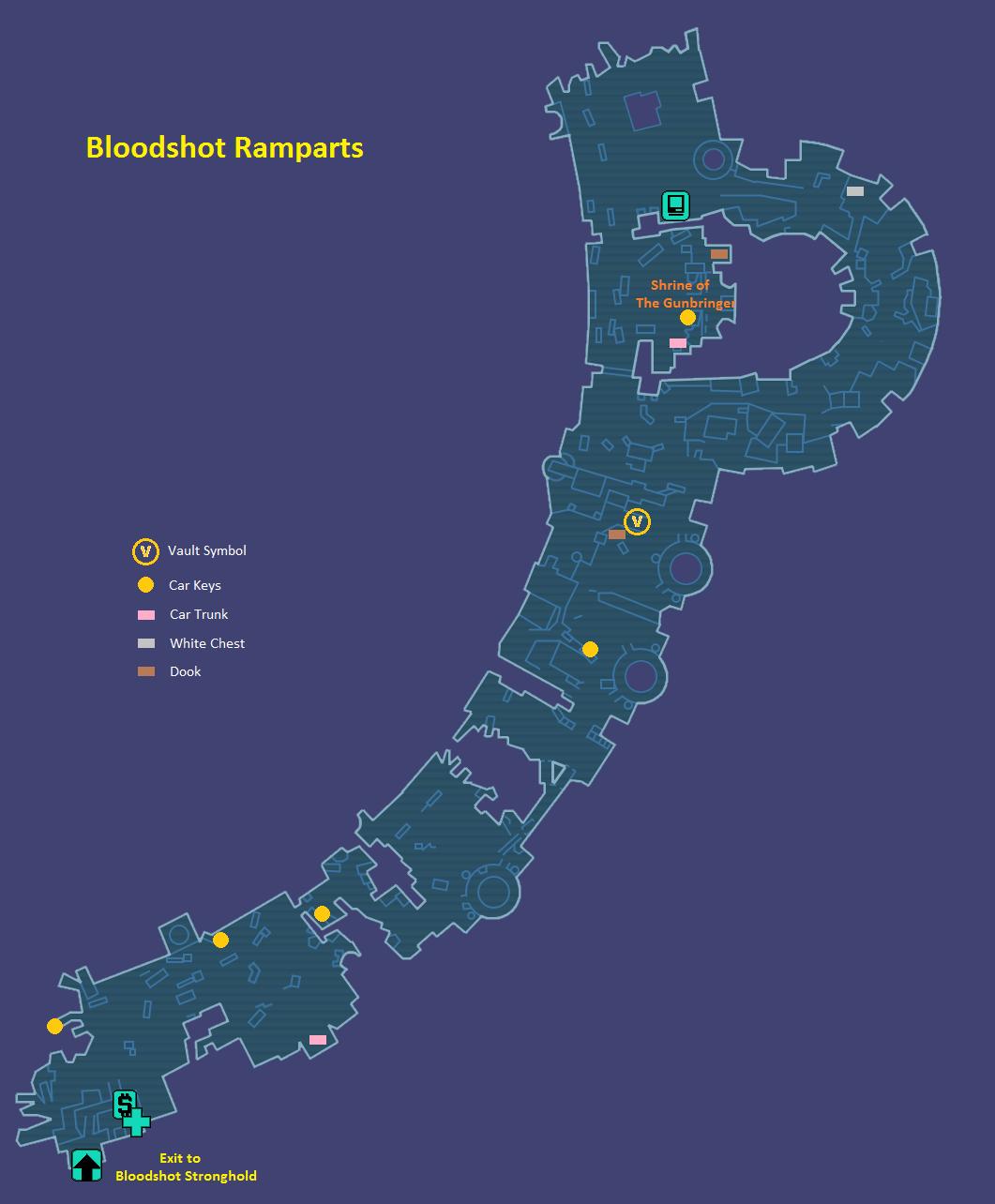 Bloodshot Ramparts | Borderlands Wiki | FANDOM powered by Wikia