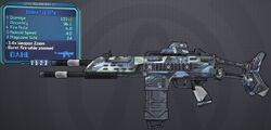 Rifle(Borderlands2) Double-Tap lvl17