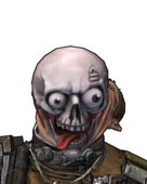 Голова - Психопат