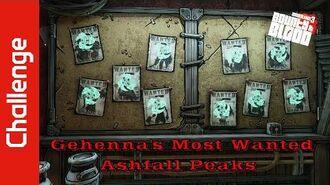 Gehenna's Most Wanted (Ashfall Peaks)