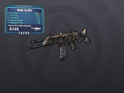 LV 30 Double Tap Rifle