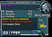 Madjack 48