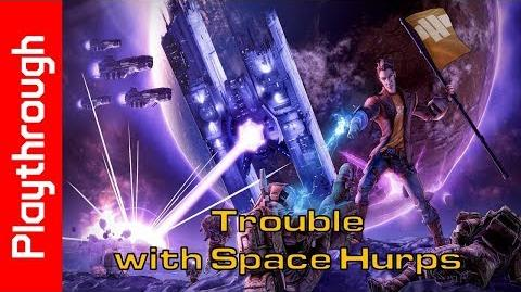 Trouble with Space Hurps