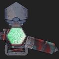 Matériau bouclier Bandit 2