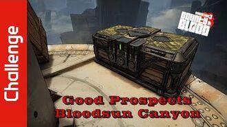 Good Prospects (Bloodsun Canyon)