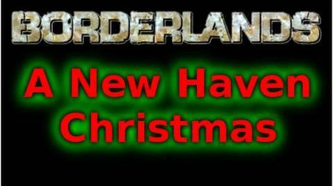 Borderlands A New Haven Christmas (Machinima)