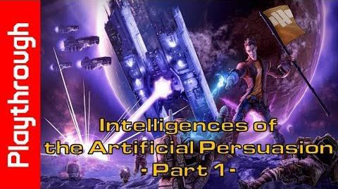 Intelligences of the Artificial Persuasion - Part 1