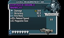 KKA450-B Double Anarchy
