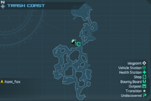 Map TrashCoast