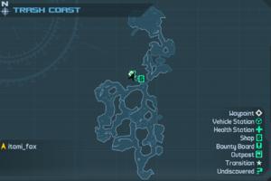 Map TrashCoast