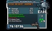 TK5D Desert Hornet