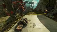 Trial of Instinct Pick-Up Location