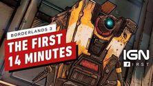 Первые 14 минут игрового процесса в Borderlands 3 от IGN