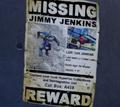 Borderlands2 Jimmy Jenkins Missing.png