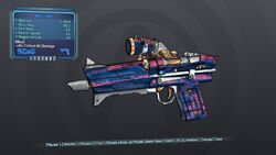 Nasty Ender 70 Blue None