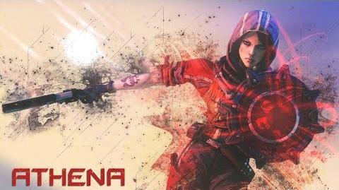 Athena The Gladiator vs. The Invincible Sentinel (2 09)