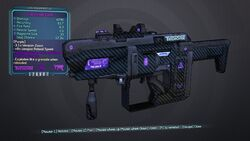Guaranteed Chaff 50 Purple Slag