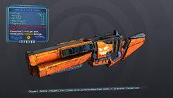 Impetuous Jack-o'-Cannon 70 Blue Explosive