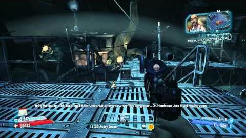 Nakayama-Rama Borderlands 2 Sir Hammerlock's Big Game Hunt