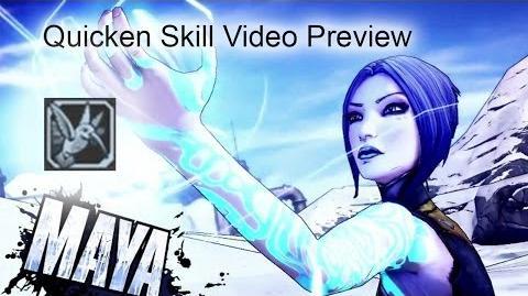 Quicken skill video preview