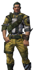 BL2-Axton-Skin-Golden Boy