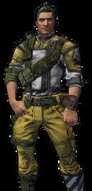 BL2-Axton-Skin-Golden Boy