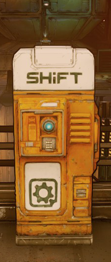 SHiFT | Borderlands Wiki | FANDOM powered by Wikia