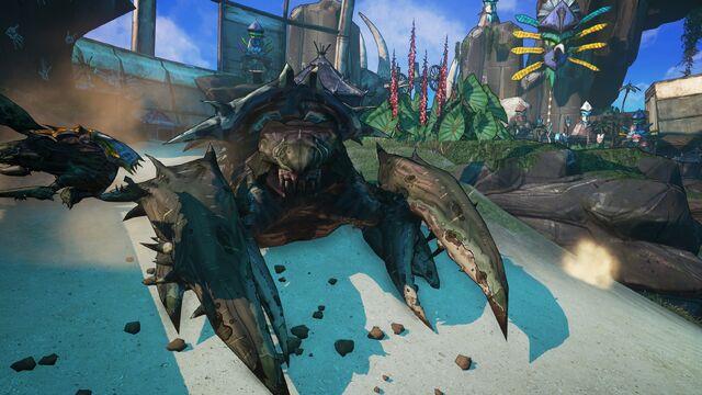 File:Giant Brown Craboid.jpg