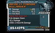 VRR490 XX Fearsome Skullmasher66