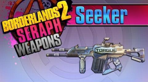 BORDERLANDS 2 *Seeker* Seraph Weapons Guide!!! *Tiny Tina DLC*