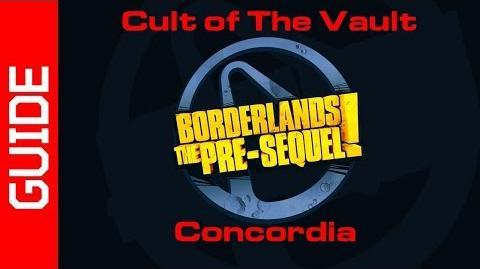 Concordia CoV Guide