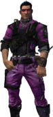 Axton Fierce and Flowery