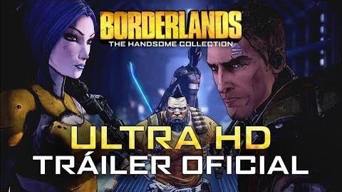 Borderlands Una Colección Muy Guapa Ultra HD - Tráiler oficial