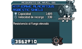 HYP-10AWE Alacritous Asbestic Shield