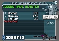 Waveblaster 100010