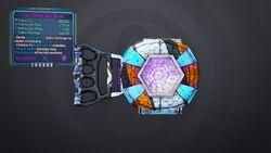 L57 Rapid Shock Spike Shield