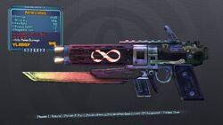 Patriot's Infinity 50