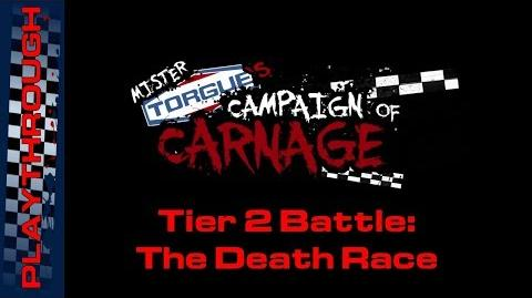 Tier 2 Battle The Death Race