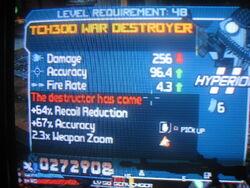 Destroyer War