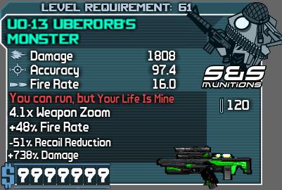 Uberorb's Monster