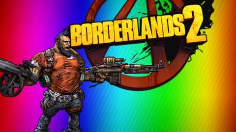Borderlands 2 - How To Solo Terramorphous - Gunzerker level 72