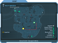 Cp Old Haven Map