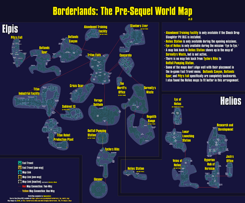 Borderlands tps world map