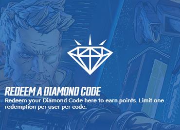 Алмазный код