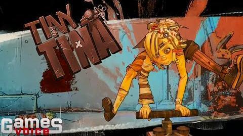 Borderlands 2 - Тина (Демо озвучки)