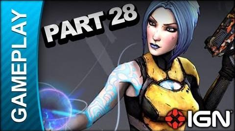 Borderlands 2 - A Dam Fine Rescue Part 2 - Siren Playthrough