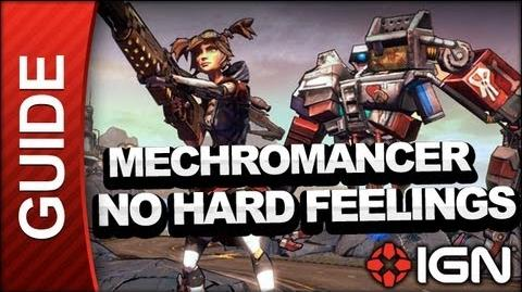 Borderlands 2 Mechromancer Walkthrough - No Hard Feelings - Side Mission