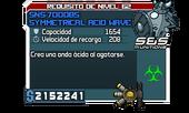 SnS-700OBS Symmetrical Acid Wave Shield