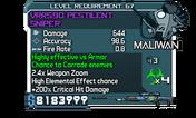 VRR590 Pestilent Sniper
